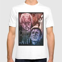 Blade Runner 30th Annive… Mens Fitted Tee White SMALL