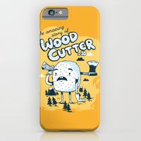 The WoodCutter iPhone 6 Slim Case