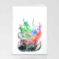 Fiddle Stationery Cards