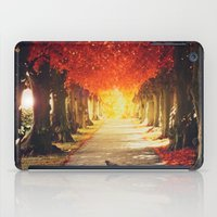 Autumn paradise. iPad Case