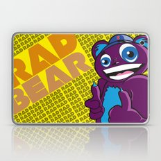 Thee Rad bear  Laptop & iPad Skin