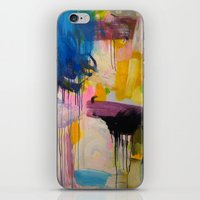 Eclectic starlight iPhone & iPod Skin