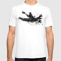 Kayakers Kayak Mens Fitted Tee White SMALL