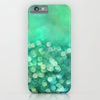 emerald bling iPhone 6 Slim Case