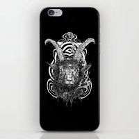 Goat 'em all iPhone & iPod Skin