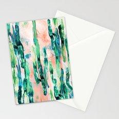 Sunset Cactus Stationery Cards
