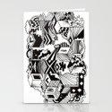 Cube-ular Stationery Cards