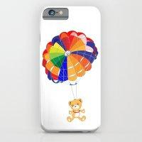 Parachuting Bear 2 iPhone 6 Slim Case