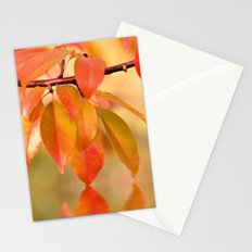 Autumn Leaves 138 Stationery Cards