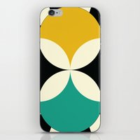 Radial Bloom iPhone & iPod Skin