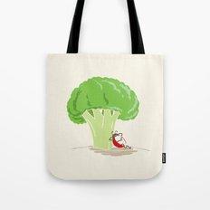 Cauliflower Tree Tote Bag
