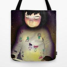 Digtal Generation Tote Bag