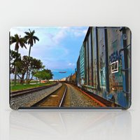 Planes, Trains, but no Automoblies iPad Case