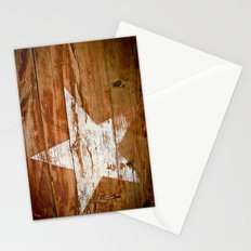 Faded Star Stationery Cards