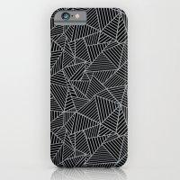Ab 2 R Black and Grey iPhone 6 Slim Case