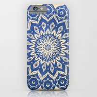 iPhone Cases featuring ókshirahm sky mandala by Peter Patrick Barreda