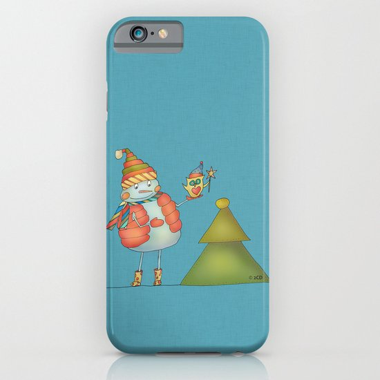 Friends keep warm iPhone & iPod Case
