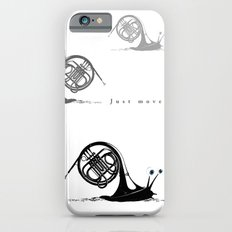 Just moved.  (French Horn) Slim Case iPhone 6s