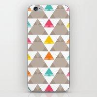 SHIMONI 3 iPhone & iPod Skin