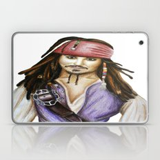 Why is the rum always gone?  Laptop & iPad Skin