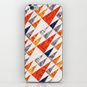 TEEPEE TOWN iPhone & iPod Skin