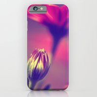 iPhone & iPod Case featuring flower bud by Tanja Riedel