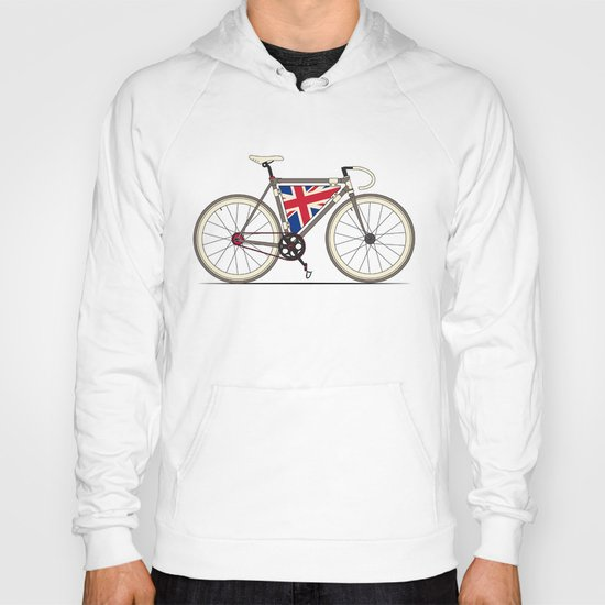 Love Bike, Love Britain Hoody