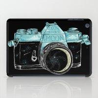 look the moon iPad Case