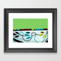 Mosaic II Framed Art Print