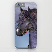Hofvarpnir Equine Wall A… iPhone 6 Slim Case