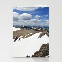 Mt Democrat Stationery Cards