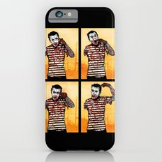 The Zombie Mime! iPhone 6 Slim Case