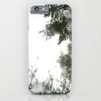 rainy trees ~ nature iPhone 6 Slim Case