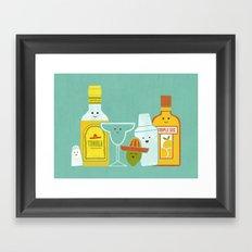 Margarita! Framed Art Print