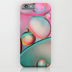Oil Bubbles Abstract iPhone 6 Slim Case