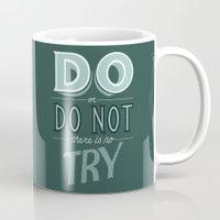 Do or Do Not Mug