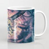 Splashing In 8Bit Mug
