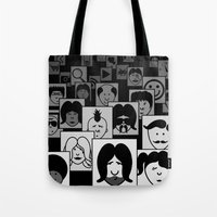 SF Guess Who? Tote Bag