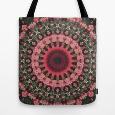 Spiritual Rhythm Mandala Tote Bag