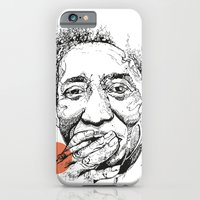 Muddy Waters - Get your mojo! iPhone 6 Slim Case