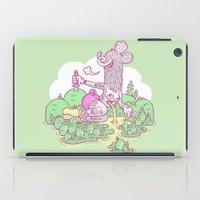 Island Paradise iPad Case