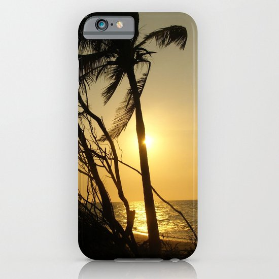 Hidden Paradise iPhone & iPod Case