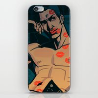 Rouge iPhone & iPod Skin