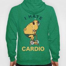I Hate Cardio Hoody