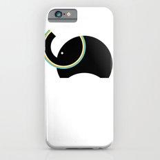 Retro Elephant iPhone 6s Slim Case