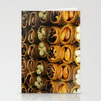 turkish sweets Stationery Cards