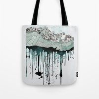 Don't Let It Go To Waste Tote Bag