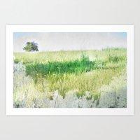 Natura 1 Art Print