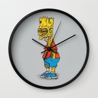 Adults Suck, Then You Ar… Wall Clock