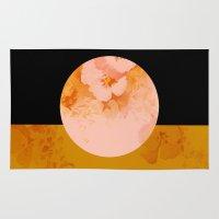 Moon Floral Rug